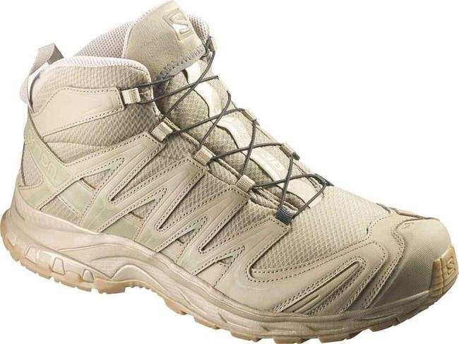 Salomon XA PRO 3D Mid Forces Boot - Tan CLOSEOUT SALOMON-L37348700