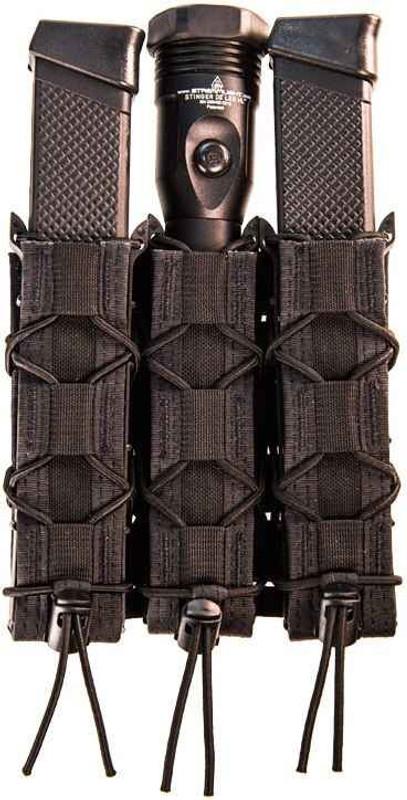 High Speed Gear MOLLE Triple Extended Pistol TACO Shingle 45EX00