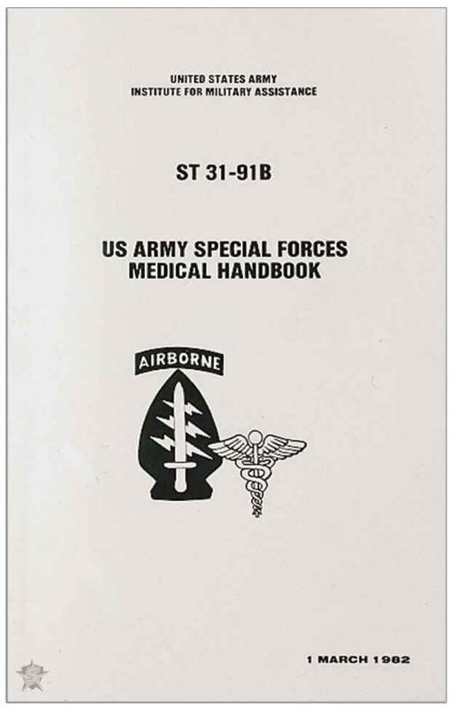 TRU-SPEC Special Forces Medical Manual
