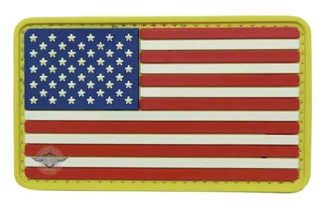 TRU-SPEC U.S. Flag Patch red white and blue