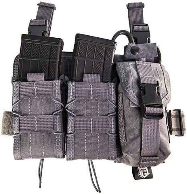 High Speed Gear Active Shooter Leg Rig Combo 98ASC0