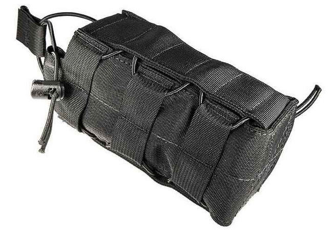 High Speed Gear Inc Belt Mounted Soft TACO Pouch 13AT00