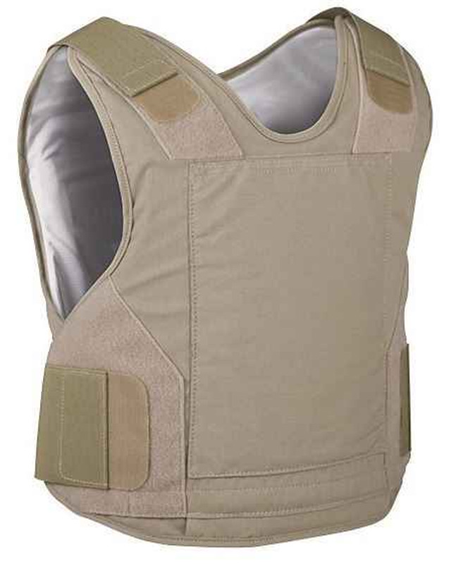 Second Chance Body Armor Monarch MR01 Level II, SPA2 Carrier and STP MONARCH