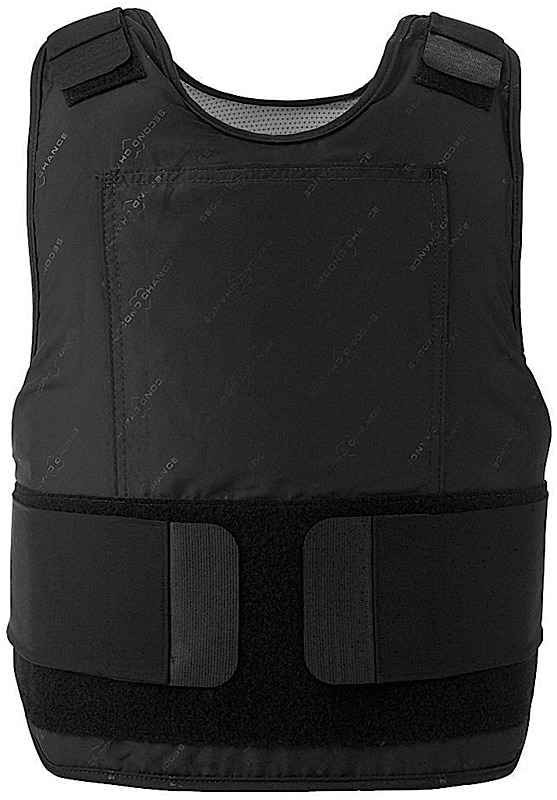 Second Chance Body Armor Monarch MR01 Level IIIA, SPA2 Carrier and STP MONARCH-3A