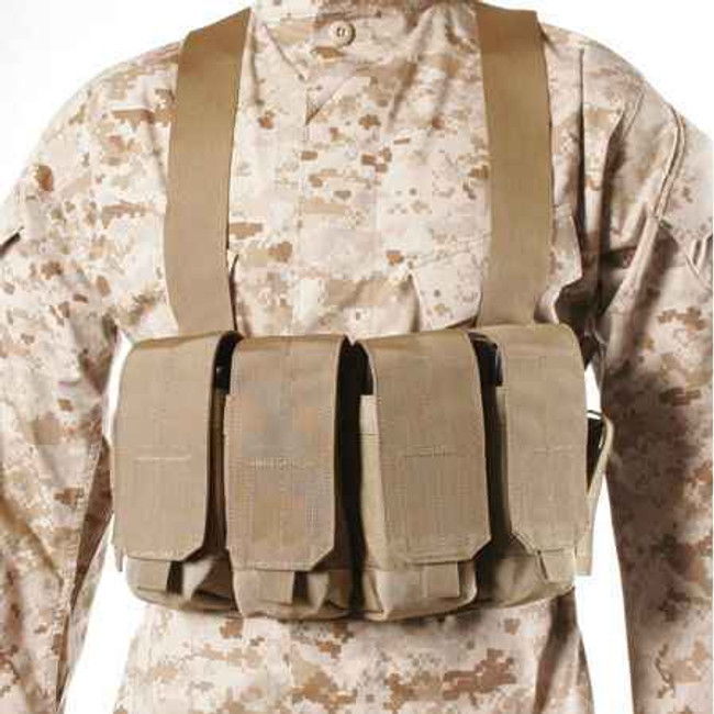 Blackhawk Chest Pouches 55CP04