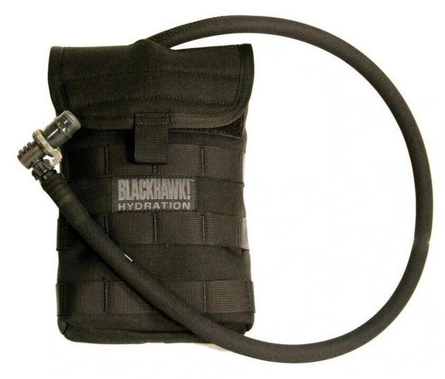 Blackhawk Side Hydration Pouch black