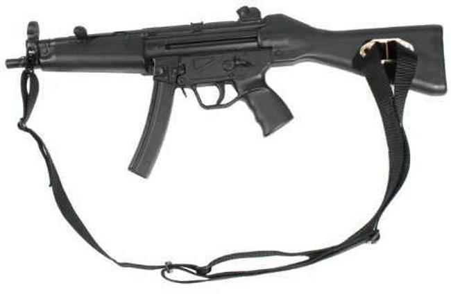 Blackhawk 3 Point MP-5 Swift Sling 70GS08BK 648018036026