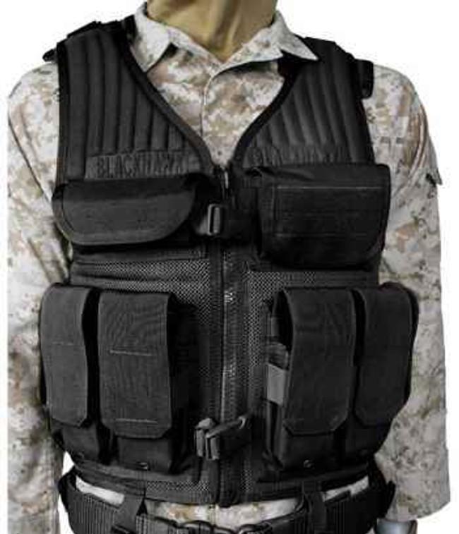 Blackhawk Omega Elite Tactical Vest #1 black
