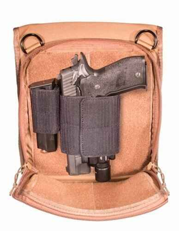 Tuff iPac Concealed Carry iPad Case 4722