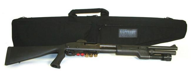 Blackhawk Shotgun Case with shotgun