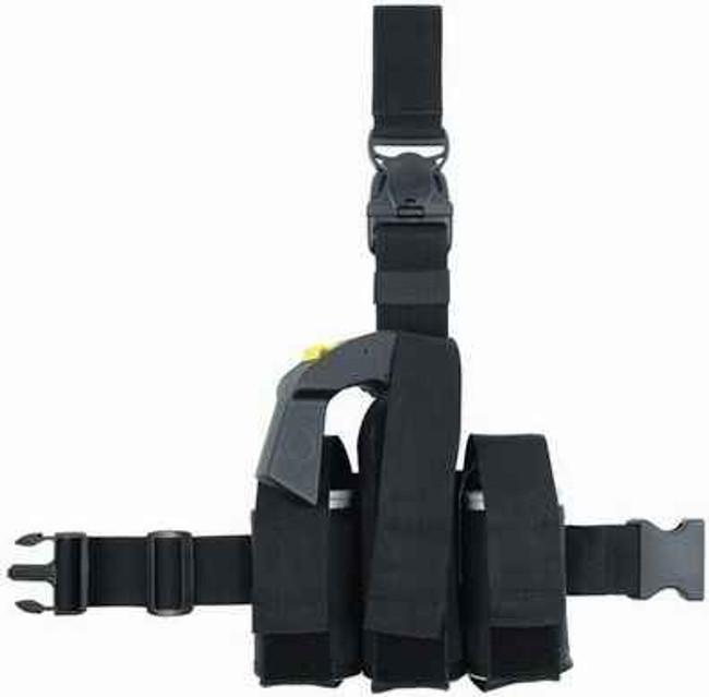 Tuff Products Dual Blast Grenade w/ single MK9 Thigh Holster 8905