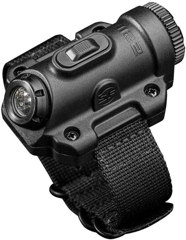 SureFire 2211x 300 Lumen Compact Wristlight 2211X-A-BK 084871323994