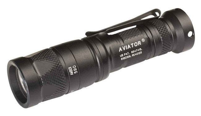 Surefire Aviator Dual-Output Flashlight AVIATOR