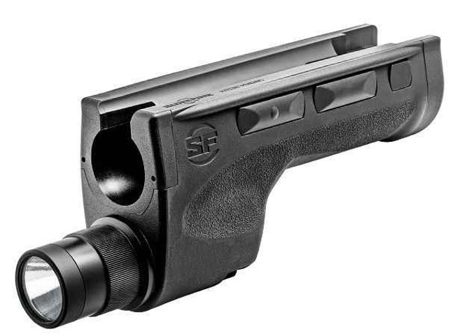 SureFire Ultra-High Two-Output-Mode LED WeaponLight for Mossberg 500 and 590 DSF-500-590 084871321020