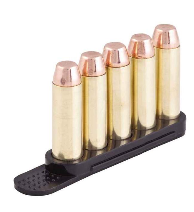 TUFF QuickStrips 2 Set Black - 5 Round .30-30/.410Shotgun/.44/.45/.458LOTT/.458WINMAG/.460/.50AE