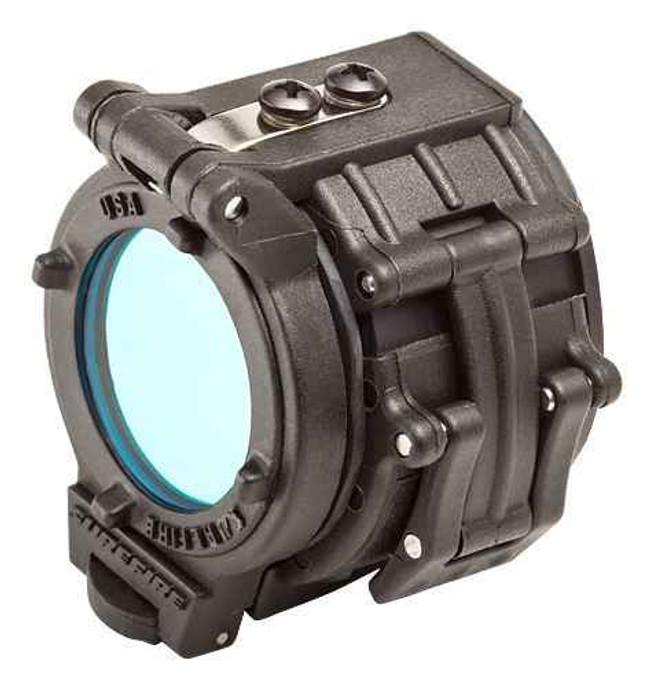 SureFire FM46 Blue Filter - Fits 1.37 Bezel, Including P2X Series, P2ZX Series, V2 FM46 084871843461