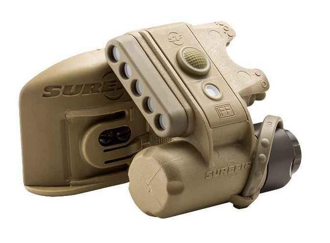 SureFire Tactical Helmet Light HL1-B Tan HL1-B-TN 084871110488