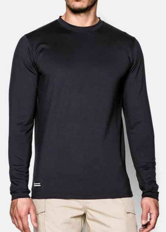 Under Armour Mens ColdGear Infrared Tactical Fitted Crew 1244394