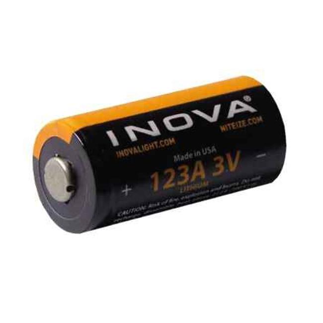 Inova 123A 3V Lithium Batteries ILM2-03-123