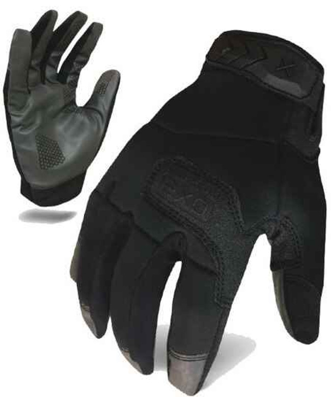Ironclad EXO Tactical Stealth Search Gloves EXOT-SSRCH
