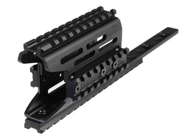 Strike Industries AK Modular / KeyMod Handguard Rail TRAX-2 AK-TRAX2