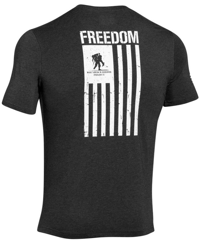 Under Armour WWP Freedom Flag Short Sleeve Shirt 1270670