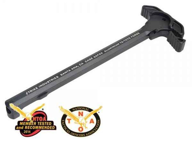 Strike Industries Charging Handle with Extended Latch ARCH-EL