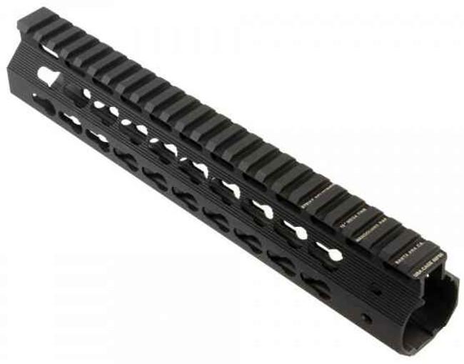 Strike Industries AR Mega Fins / Key-Mod Handguard Rail G2 MEGAFINS-G2
