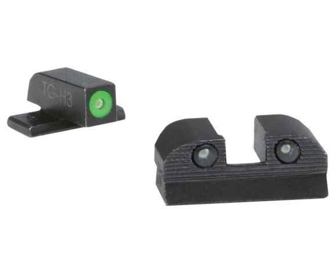 Sig-Sauer X-Ray3 Day/Night Sight Set - #8 Green Front, #6 Round Rear SOX10008