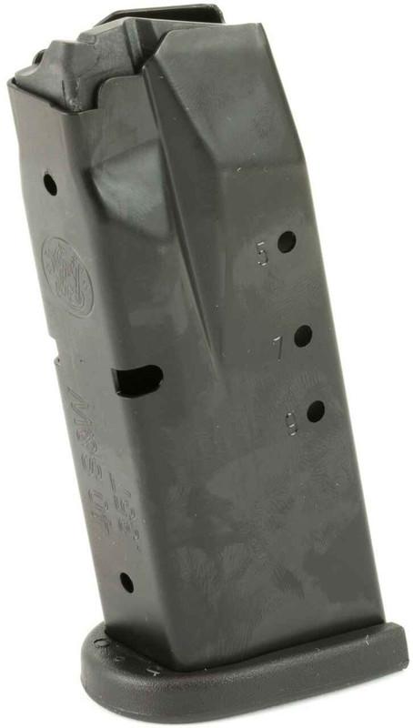 Smith and Wesson 10 Round SandW MandP Compact .40 SandW Magazine 19456 19456 022188131857