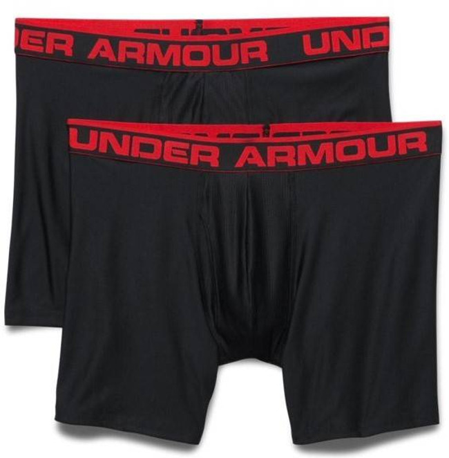 Under Armour Mens Original Series 6 Boxerjock - 2-Pack 1282508