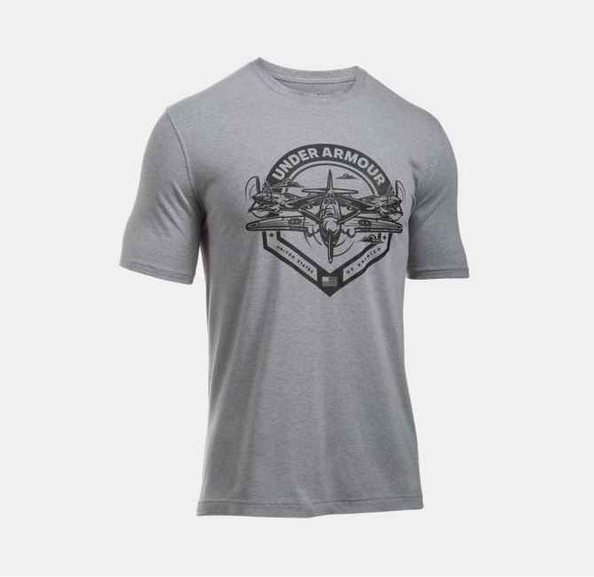 Under Armour Freedom By Air T-Shirt 1327563