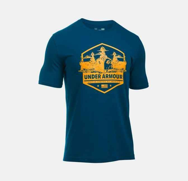 Under Armour Freedom by Sea T-Shirt 1290488
