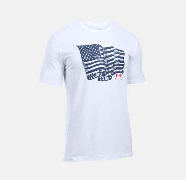 Under Armour Proud American T-Shirt 1291231