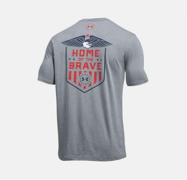 Under Armour Home of the Brave T-Shirt 1291500