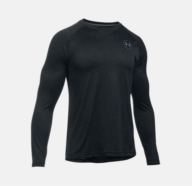 Under Armour Freedom Tech LS T-Shirt 1299515