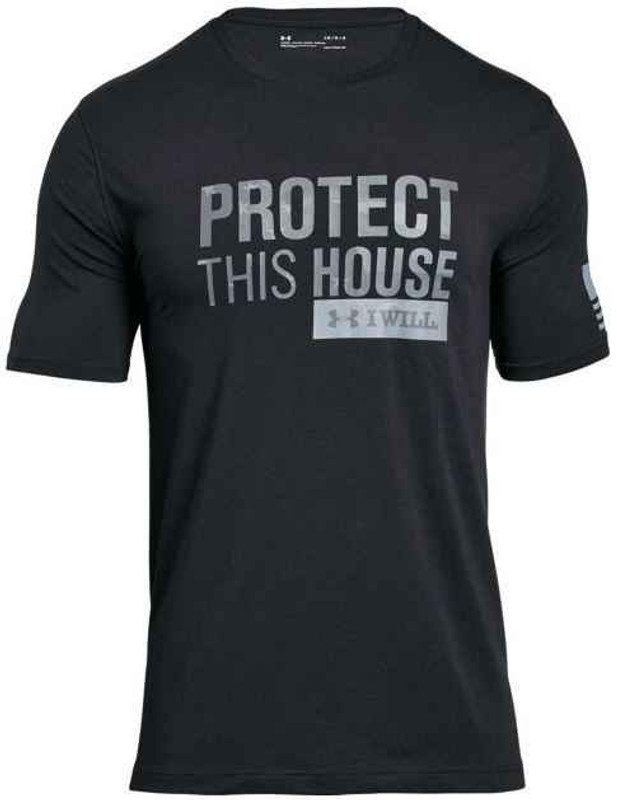 Under Armour Freedom Protect This House 2.0 T-Shirt 1300410