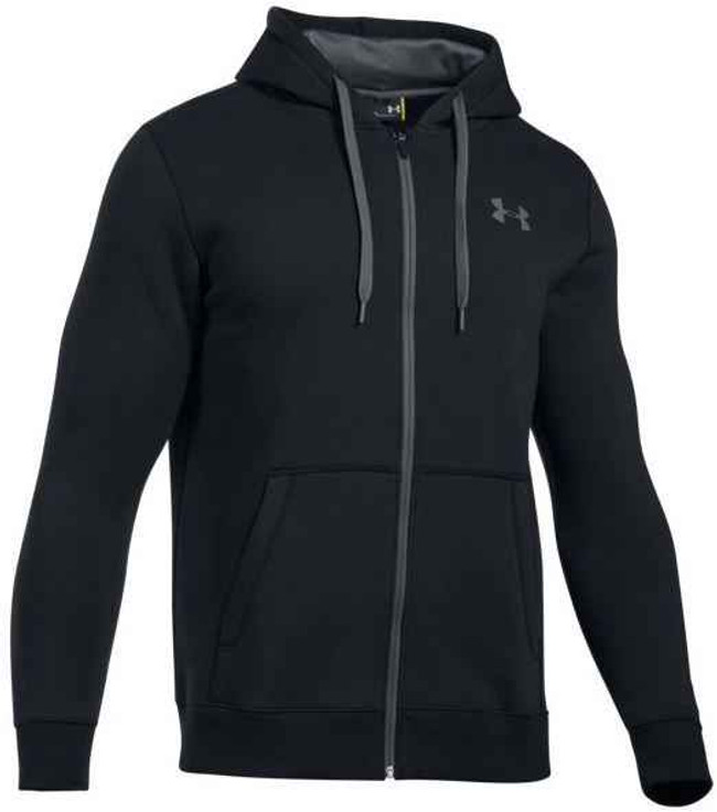 Under Armour Rival Fleece Fitted Full-Zip Hoodie 1302290