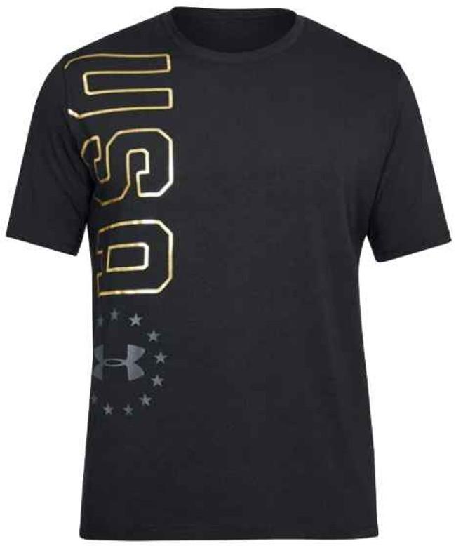 Under Armour USA Vertical T-Shirt 1305178