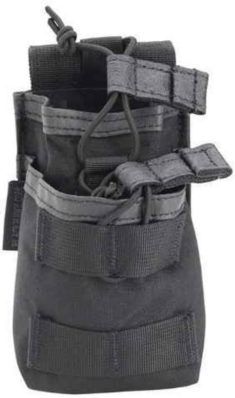 Blackhawk S.T.R.I.K.E. MOLLE Tier Stacked SR25/M14/FAL Mag Pouch black