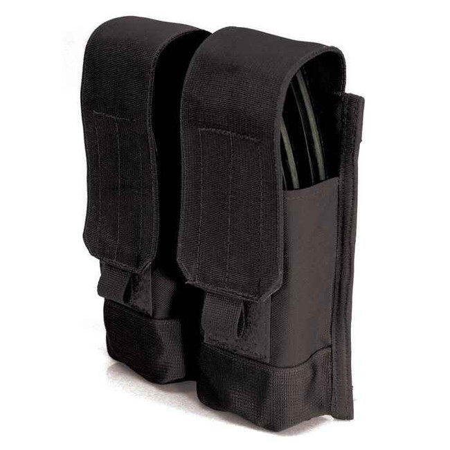Blackhawk S.T.R.I.K.E. MOLLE AK-47 Double Magazine Pouch black