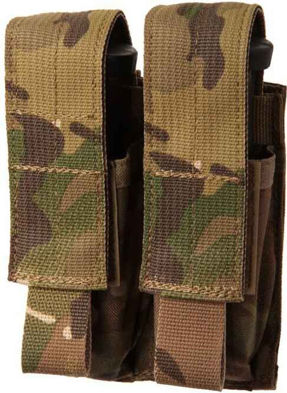 Blackhawk US Made Double Pistol Pouch 39CL09