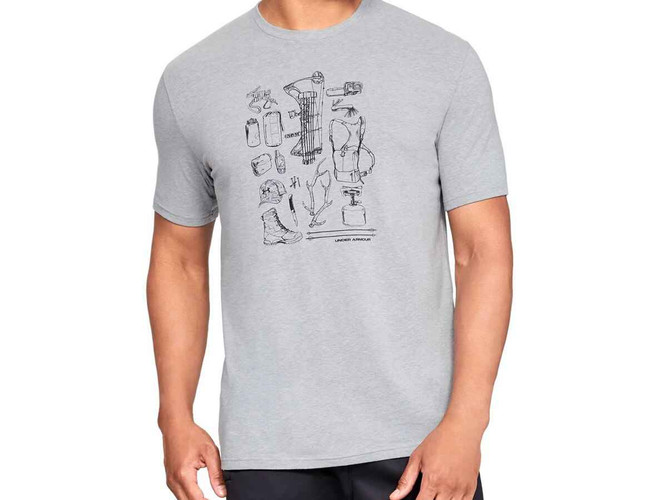 Under Armour Tools of the Trade Bow T-Shirt 1318750