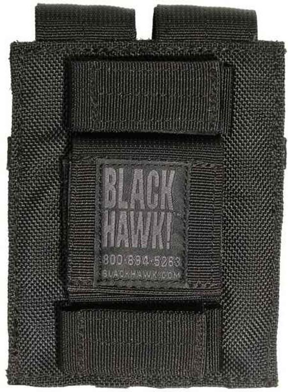 Blackhawk Belt Mounted Double Magazine Pouch 51PM01