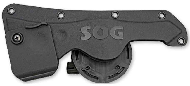 SOG Molded Hard Nylon Sheath for Tactical Tomahawk HDN-F01 729857997164