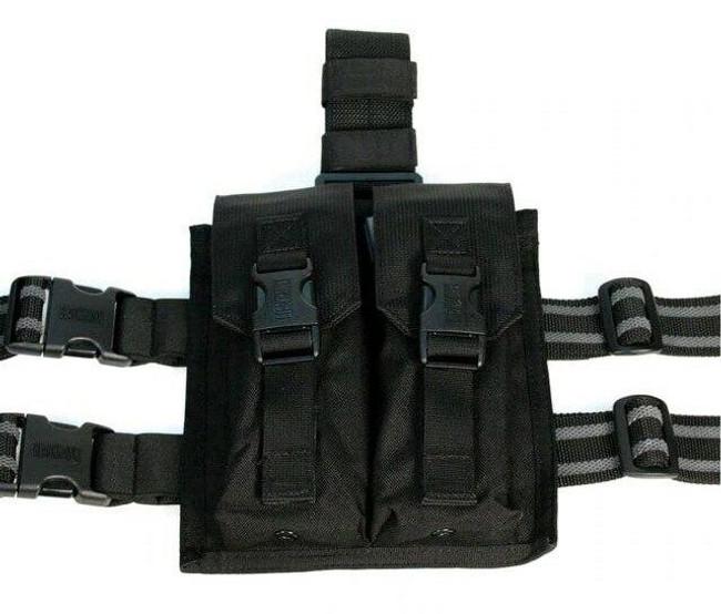 Blackhawk Omega Elite M16 Magazine Pouch black