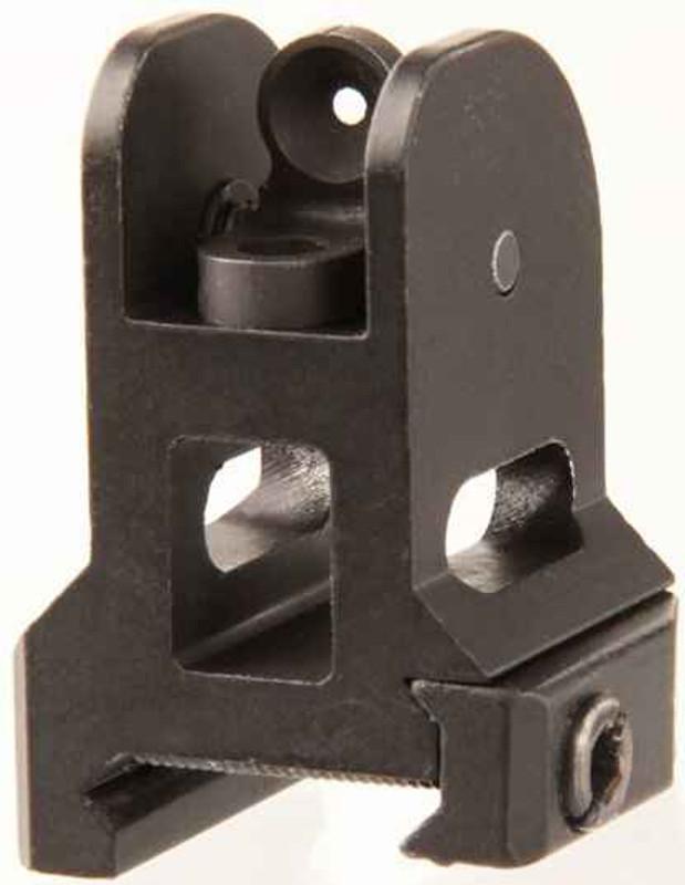 Blackhawk AR Fixed Buis Back-Up Iron Sight 71BU00BK 648018180934