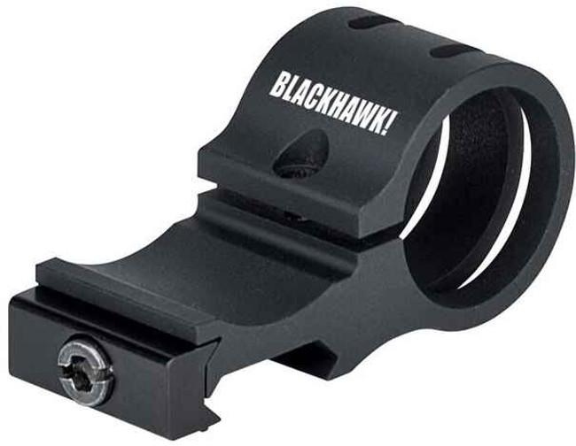 Blackhawk Offset Flashlight Rail Mount 71RM01BK 648018177217