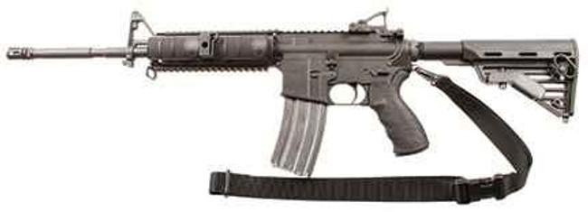 Blackhawk Sportster Single-Point Rifle/Shotgun Sling W/ Nylon Mount 74GS19BK 648018176975