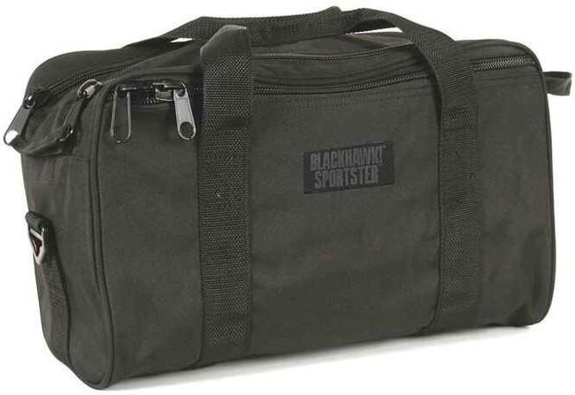 Blackhawk Sportster Pistol Range Bag 74RB02BK 648018126239